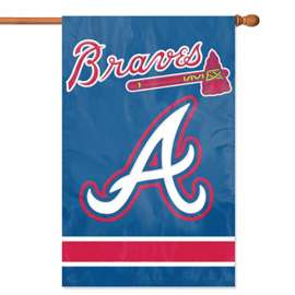 Atlanta Braves Premium Banner Flag