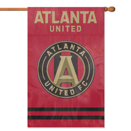 Atlanta United FC Premium Banner Flag