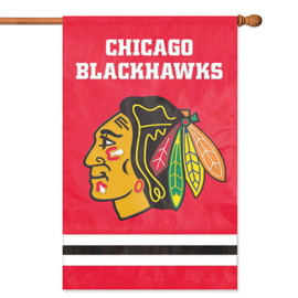 Chicago Blackhawks Premium Banner Flag