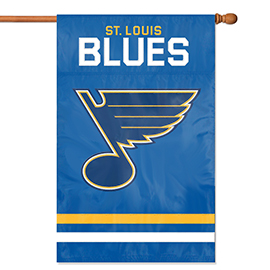 St. Louis Blues Premium Banner Flag