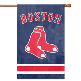 Boston Red Sox Premium Banner Flag