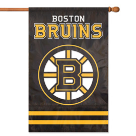 Boston Bruins Premium Banner Flag