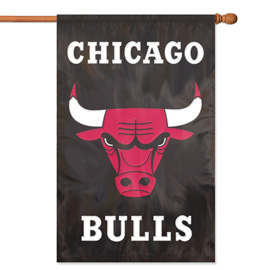 Chicago Bulls Premium Banner Flag
