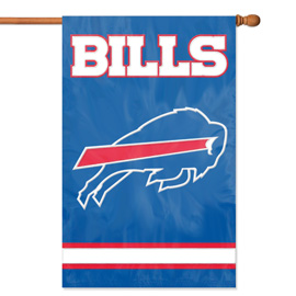 Buffalo Bills Premium Banner Flag