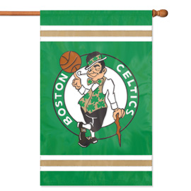 Boston Celtics Premium Banner Flag