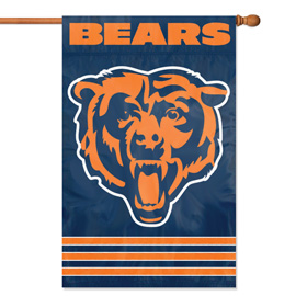 Chicago Bears Premium Banner Flag