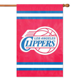 Los Angeles Clippers Premium Banner Flag