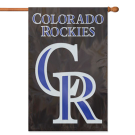 Colorado Rockies Premium Banner Flag