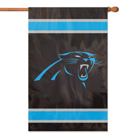 Carolina Panthers Premium Banner Flag