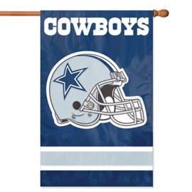 Dallas Cowboys Premium Banner Flag