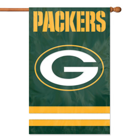 Green Bay Packers Premium Banner Flag