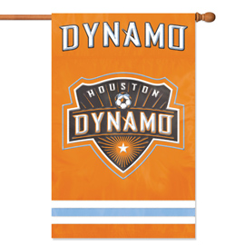 Houston Dynamo Premium Banner Flag