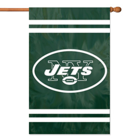 New York Jets Premium Banner Flag