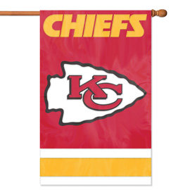 Kansas City Chiefs Premium Banner Flag