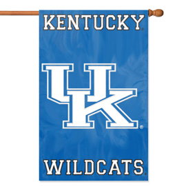 Kentucky Wildcats Premium Banner Flag