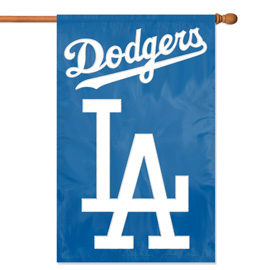 Los Angeles Dodgers Premium Banner Flag