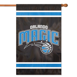Orlando Magic Premium Banner Flag