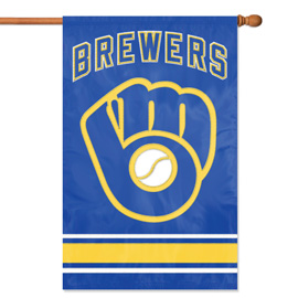 Milwaukee Brewers Premium Banner Flag