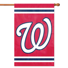 Washington Nationals Premium Banner Flag