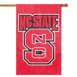 North Carolina State Wolfpack Premium Banner Flag