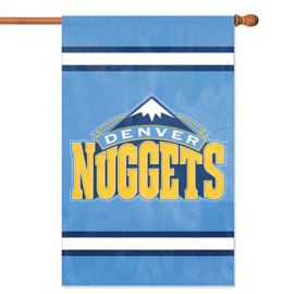 Denver Nuggets Premium Banner Flag