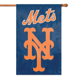 New York Mets Premium Banner Flag