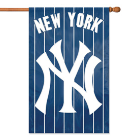 New York Yankees Premium Banner Flag