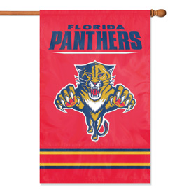 Florida Panthers Premium Banner Flag