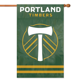 Portland Timbers Premium Banner Flag