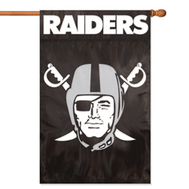 Oakland Raiders Premium Banner Flag