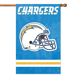 Los Angeles Chargers Premium Banner Flag