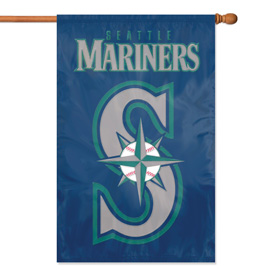 Seattle Mariners Premium Banner Flag