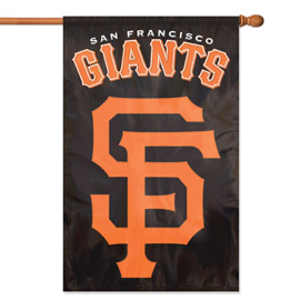 San Francisco Giants Premium Banner Flag