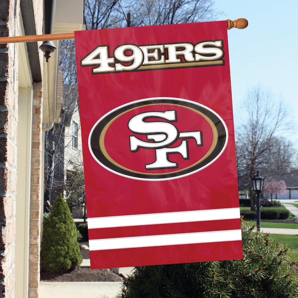 San Francisco 49ers Premium Banner Flag
