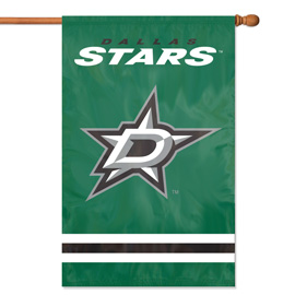 Dallas Stars Premium Banner Flag