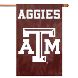 Texas A&M Aggies Premium Banner Flag