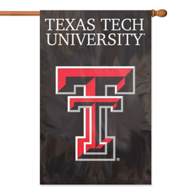 Texas Tech Red Raiders Premium Banner Flag