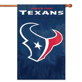 Houston Texans Premium Banner Flag