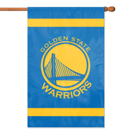 Golden State Warriors Premium Banner Flag