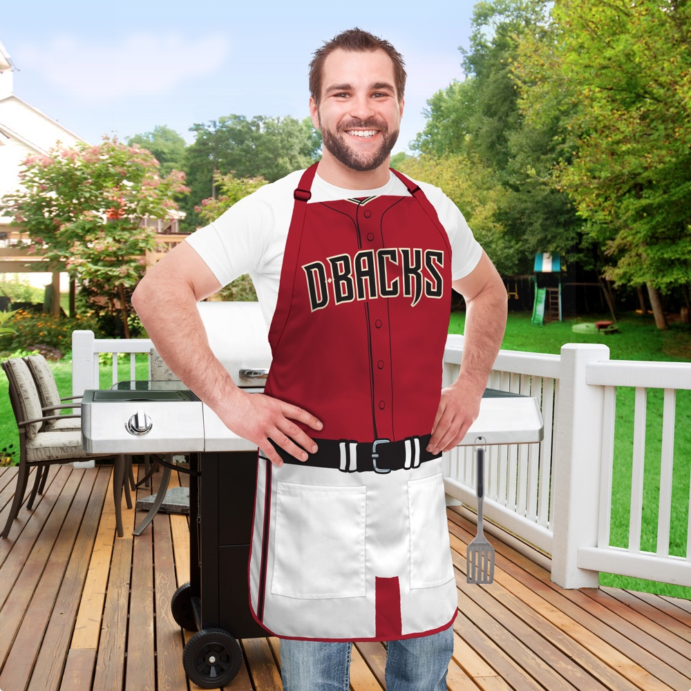 Arizona Diamondbacks Jersey Apron