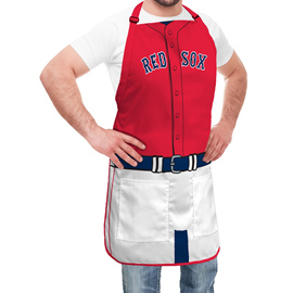 Boston Red Sox Jersey Apron
