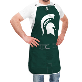 Michigan State Spartans Jersey Apron