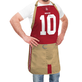 San Francisco 49ers NFL Player Jersey Apron - Jimmy Garopollo