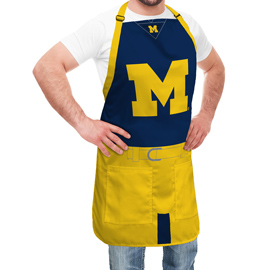 Michigan Wolverines Jersey Apron