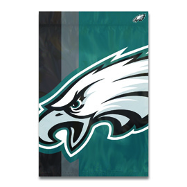 Philadelphia Eagles Bold Logo Banner Flag