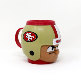 San Francisco 49ers Big Sip Mug