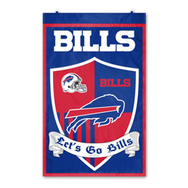 Buffalo Bills Shield Banner