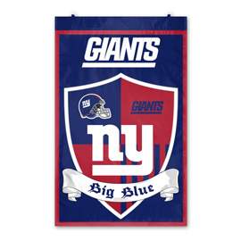 New York Giants Shield Banner