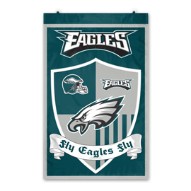 Philadelphia Eagles Shield Banner