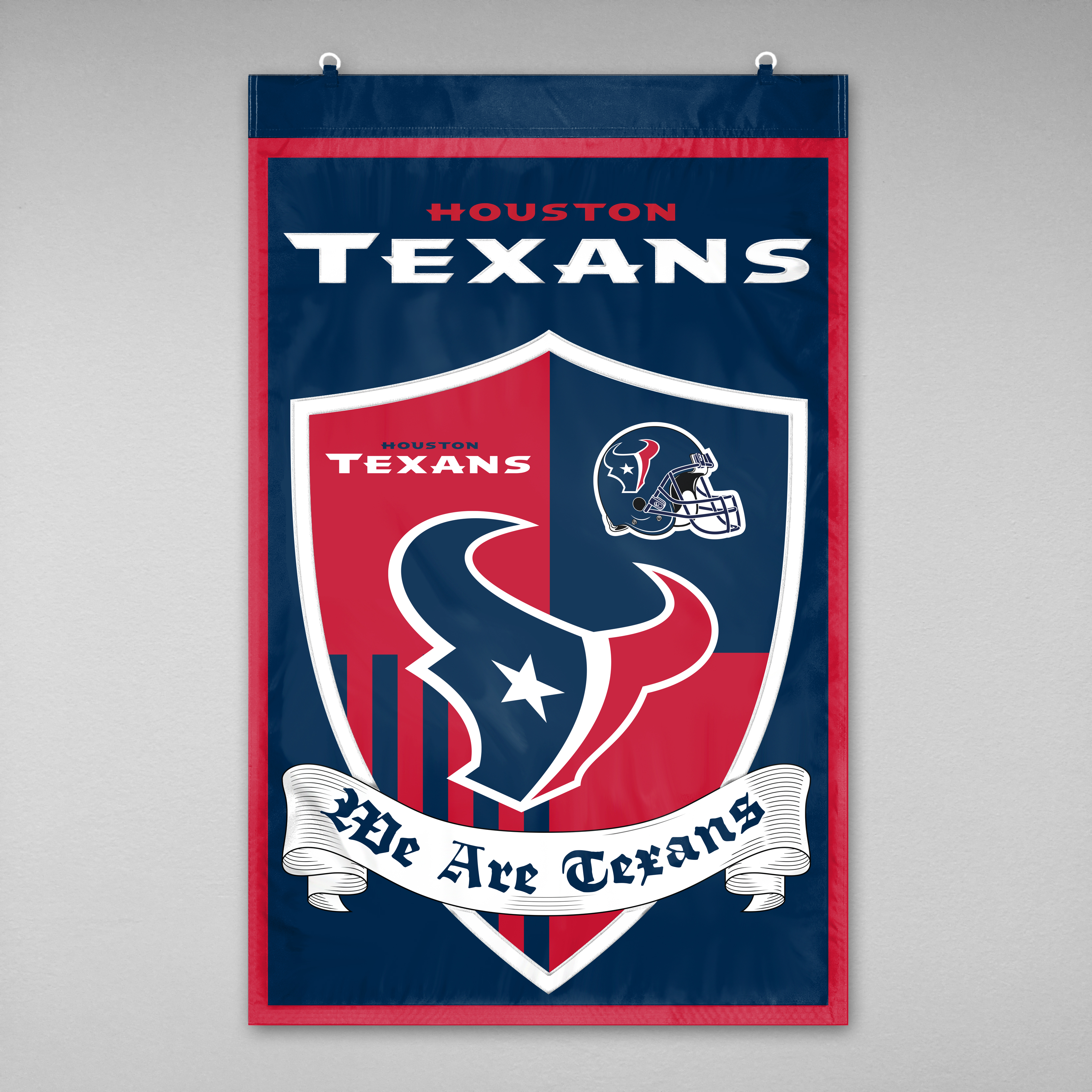 Houston Texans Shield Banner